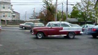 1955 Chevy Belair Cold Start test