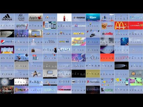 TOP 100 (PART-1) ALL TYPES SPOOF PIXAR LAMP LUXO JR LOGO thumbnail