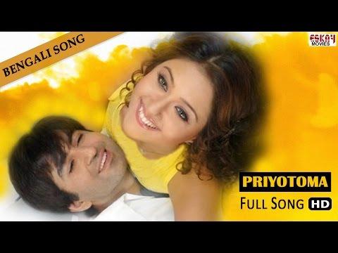 Tomake Chai I Priyotoma    Swastika   Jeet   Love song