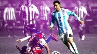 Lionel Messi ● I Wanna Runaway | Full Skills Review | 2015 HD 1080p