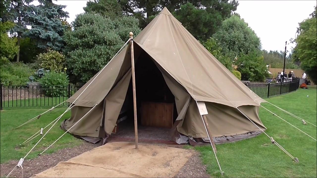 Explorer Gl&ing Tent   Chessington World of Adventure & Explorer Glamping Tent   Chessington World of Adventure - YouTube