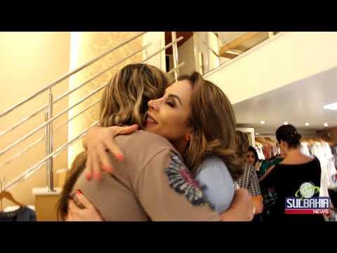 Vera Fontini lança Coleção Primavera/Verão 2019 em noite de glamour