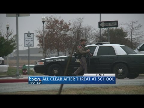 Threat of shooting had Elgin High School on alert