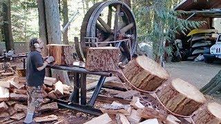 Niesamowite narzędzia i  urządzenia do pracy z drewnem