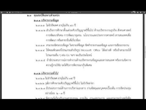 สถาบันพัฒนาองค์กรชุมชน เปิดรับสมัครสอบ 1 ก.พ. -15 ก.พ. 2559