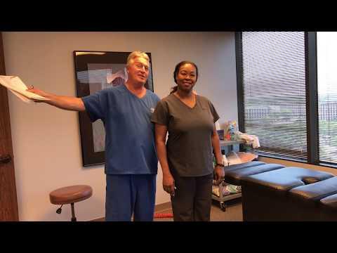 Greenspoint Dental Office Manager Gets Adjusted Regularly For Health & Wellness