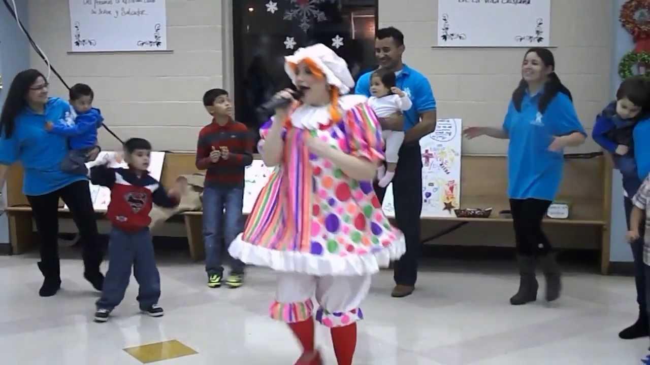 Actividades De Navidad Para Ninos 2013 Youtube