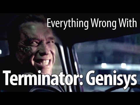 Make Everything Wrong With Terminator Genisys In 17 Minutes Or Less Pictures