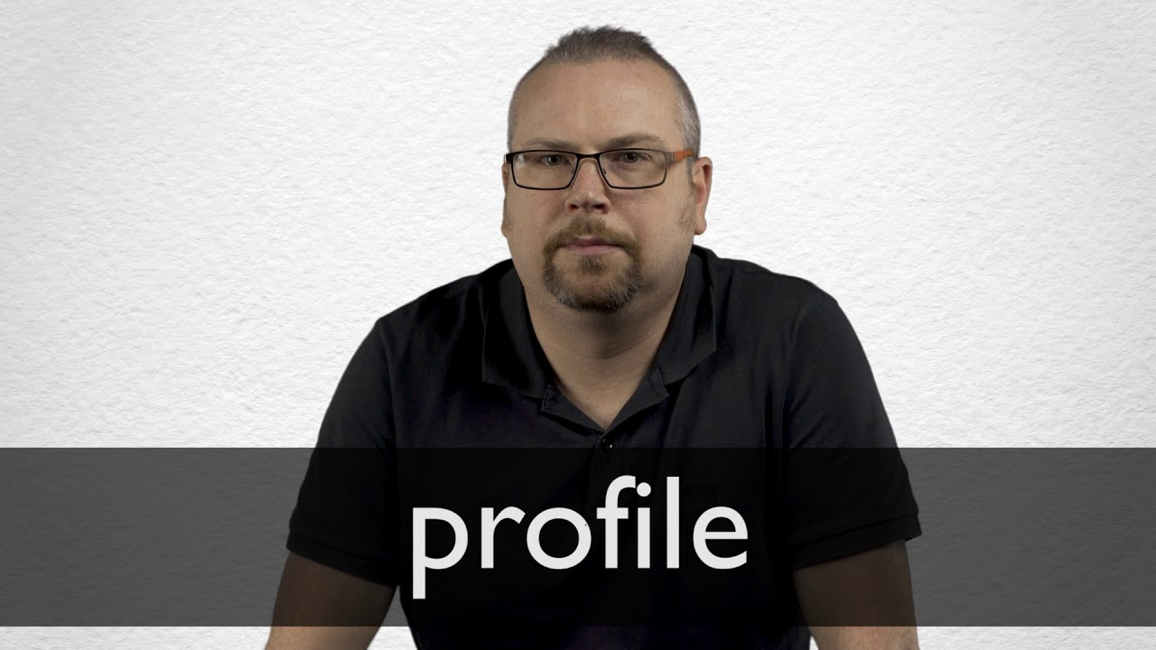 How to pronounce PROFILE in British English