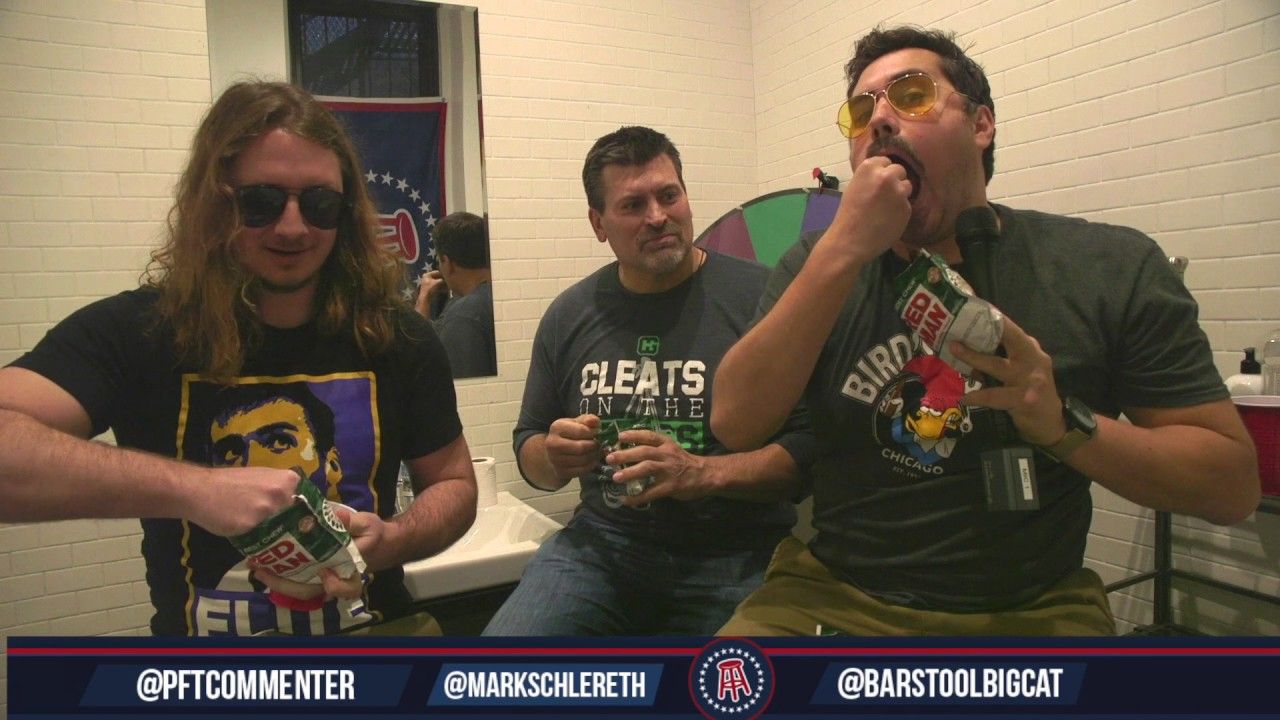 Pardon My Take Exit Interview Featuring Mark Schlereth - YouTube
