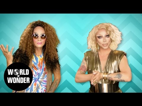 FASHION PHOTO RUVIEW: Social Media ep 43 with Raja and Raven  RuPaul's Drag Race