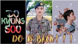 EXO DO IS BACK DISCHARGE #엑소 #DOHminationEraBegin #PrinceKyu…