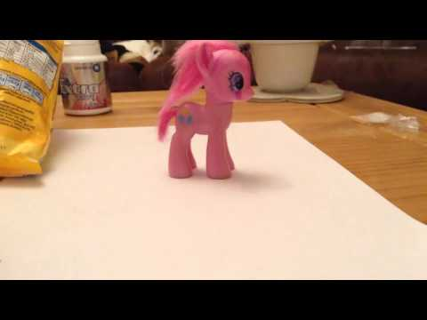 First mlp  custom  first time on YouTube