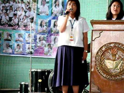 Imno ng Pambansang Mataas na Paaralang Marcelo H. Del Pilar