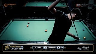 *FINAL* #9 - Edgie GERONIMO vs Damian REBMAN / Hard Times 9-Ball Monthly / JUNE 2019