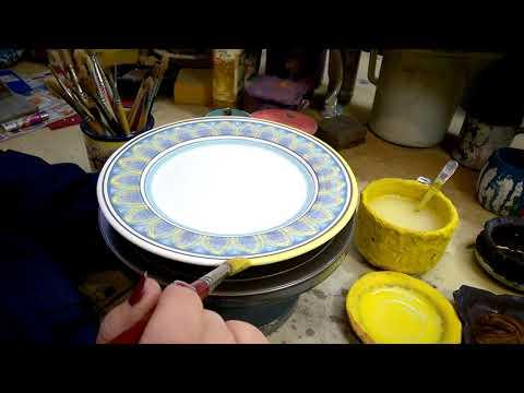 Ceramiche Deruta - YouTube