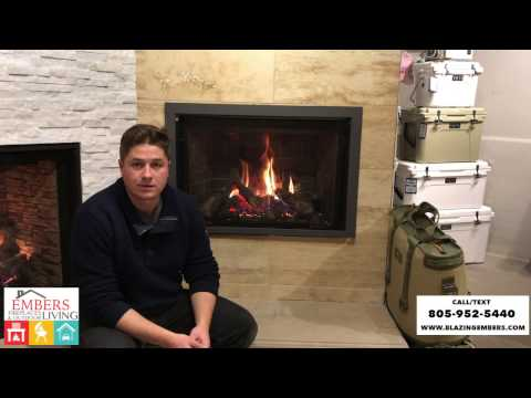 FV34 Mendota Full View Gas Fireplace Product Review