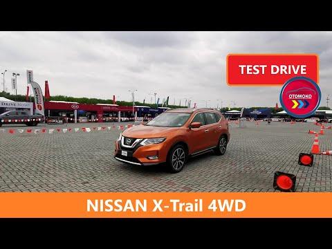 TEST DRIVE - NISSAN X-Trail 4WD | Philippines