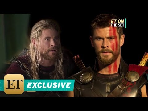 EXCLUSIVE: On the Set of 'Thor: Ragnarok' With Chris Hemsworth, Why Thor Gets a Bit of a Makeover