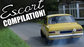 Ford Escort Mk1 Compilation - Leaving Car Meets