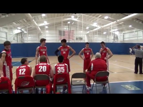 Western Kentucky Trailblazers vs Daniel 1 Academy _12-4-2015