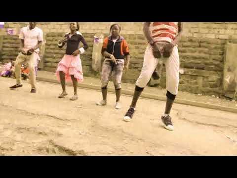 Mathare Kids BMF Dancing to Sitya Loss   Made in Mathare, Nairobi
