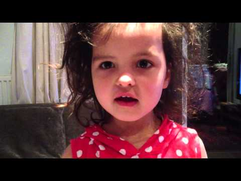 Olivia singing Jessie J 'It's Not About The Money'