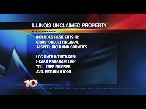 Do You Have Unclaimed Property In Illinois?