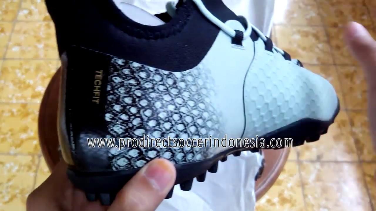 a760b37756e Sepatu Futsal Adidas X 16.2 Cage Vapour green Core Black BB4160 ...