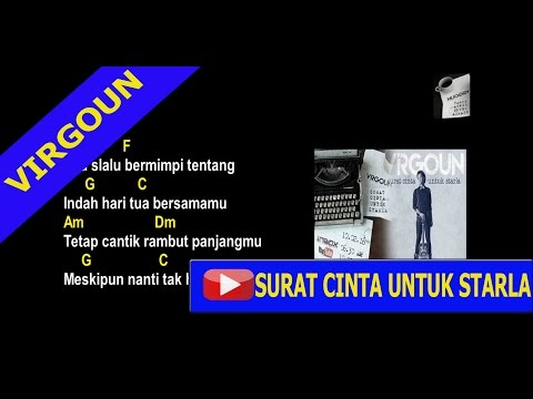 Virgoun - Surat Cinta Untuk Starla