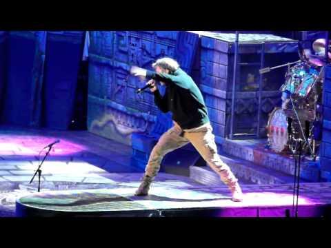 Iron Maiden Live Intro, Shanghai, Mercedes Benz Arena