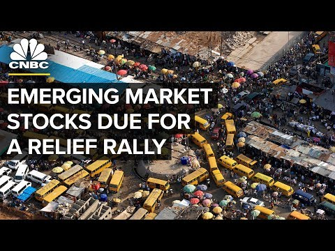 Emerging Market Stocks May Be Due For A Relief Rally | Trading Nation | CNBC