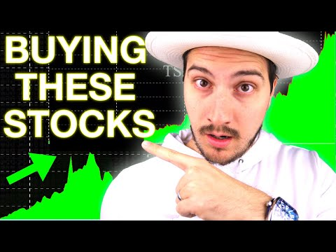 I JUST PUT $74,000 IN THESE STOCKS