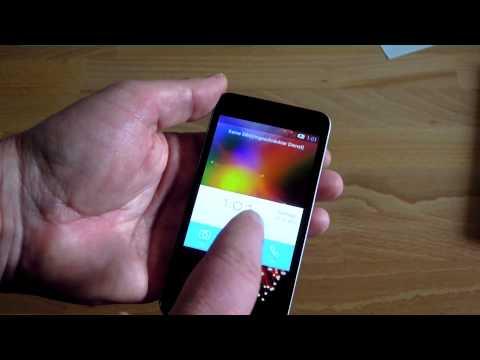 Alcatel One Touch Star (6010D) Unboxing und erster Eindruck