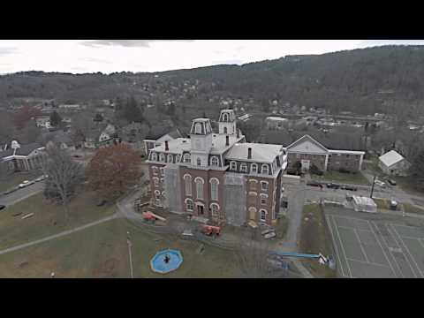 Vermont College of Fine Arts Elevated Video