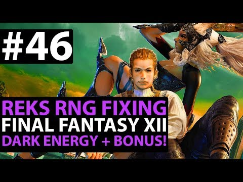 Final Fantasy 12 The Zodiac Age How To Get EASY DARK ENERGY (VERY OP) & DEMON SHIELD! Reks RNG Guide
