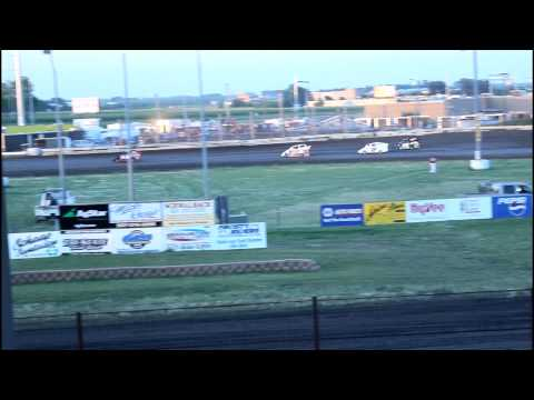 7/14/15 Nobles County Speedway Outlaw Mini Mods Feature
