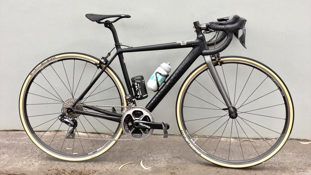 5c36d52e5af Cannondale CAAD12 Ultegra Di2 // Full spec + Review - YouTube