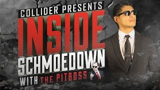 Andrew Ghai Talks Team Action in the Ultimate Schmoedown 2017 - Inside Schmoedown with the Pitboss