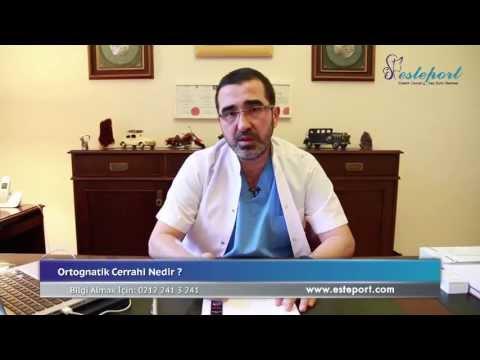 Çene Cerrahisi & Op Dr Ali Mezdeği
