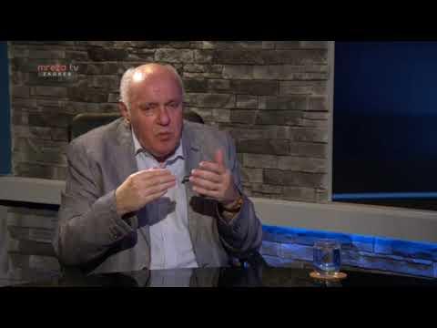 Milanović kao glasnogovornik šefa Udbe Zdravka Mustača