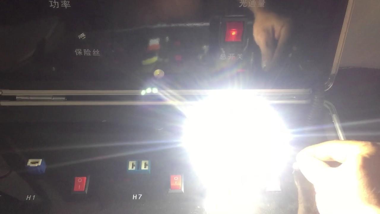 Rtd Led M11p H 4 Youtube Headlamp H4 Lampu Utama 6 Sisi