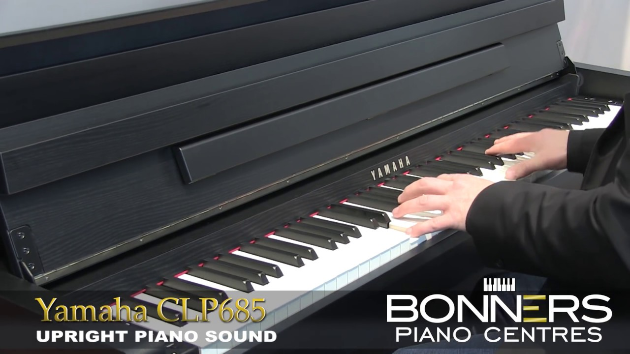 Digital Piano Sound : yamaha clp685 digital piano buyers guide piano sound demo youtube ~ Hamham.info Haus und Dekorationen