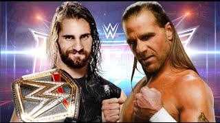 Video Seth Rollins vs Shawn Michaels Wrestlemania 32 Promo download MP3, 3GP, MP4, WEBM, AVI, FLV Juni 2017