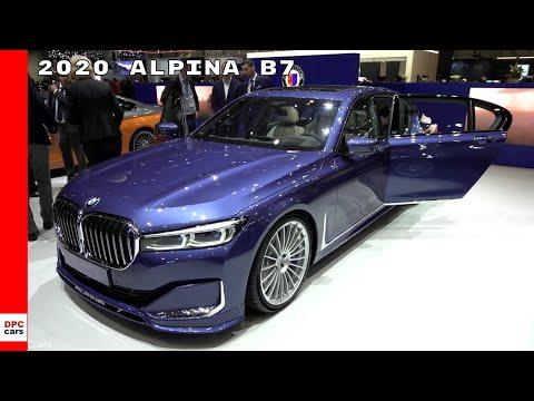 2020 Alpina B7 - BMW 7 Series
