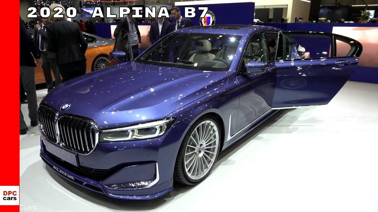 2020 Alpina B7 Bmw 7 Series Youtube