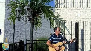 """try And Love Again"" Live By Island Gerry At Cancun Margarita On 6/8/12"