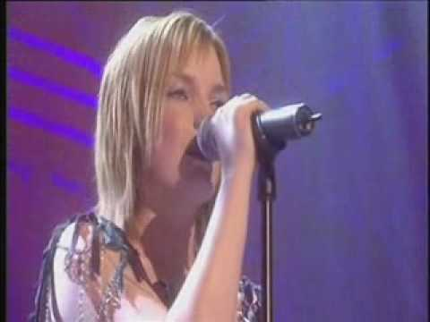 Fame Academy 2002 - Sinéad Quinn - I Can't Break Down