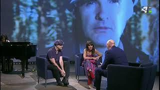 Entrevista a Amaral en Aragón TV (26.09.2017)