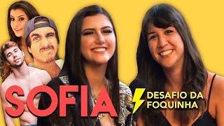 TROTE MUSICAL COM YOUTUBERS ft. Sofia Oliveira| Foquinha